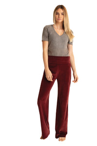 Velour Sunday Pant