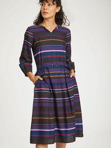 Erland Tencel Midi Dress