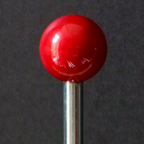 Pinball Shooter Rod - Cherry Red