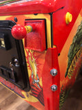 Pinball Shooter Rod - Deadpool Red