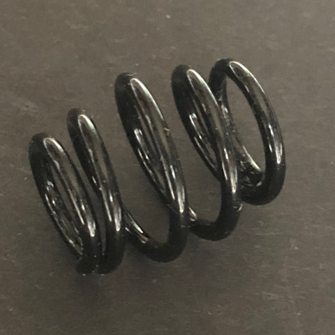 "3/4"" Barrel Spring for JJP (or ANY) Machines - Black Licorice"