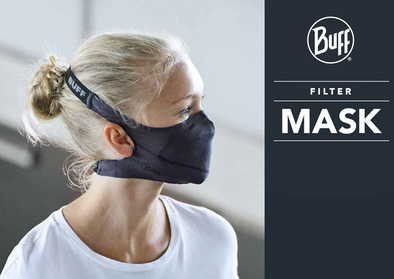 BUFF - Filtered Masks ***now in-stock! ***