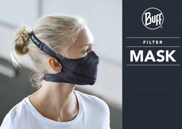 BUFF - Filtered Masks ***Pre-order today to Gurarantee availability ***
