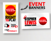 Event Banners