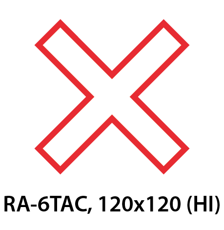 Regulatory Sign - RA-6TAC