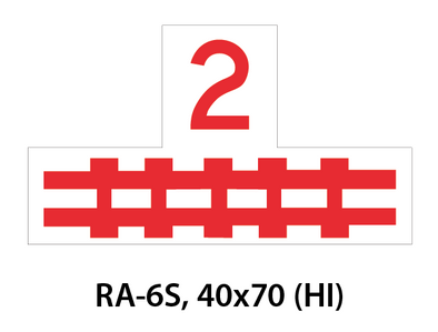 Regulatory Sign - RA-6S