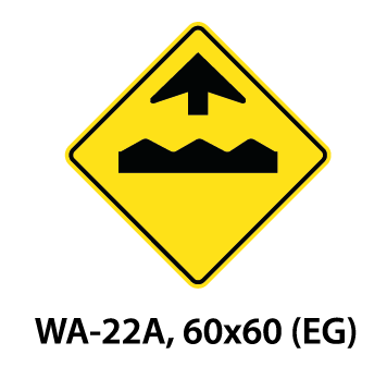 Warning Sign - WA-22A