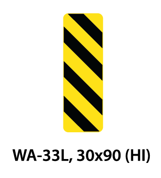 Warning Sign - WA-33L
