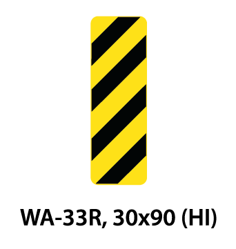 Warning Sign - WA-33R