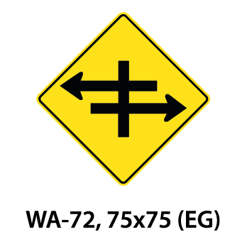 Warning Sign - WA-72
