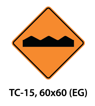 Temporary Conditions Sign - TC-15