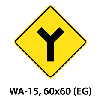 Warning Sign - WA-15