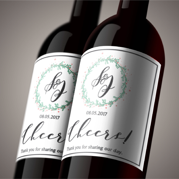 Custom Wine Labels