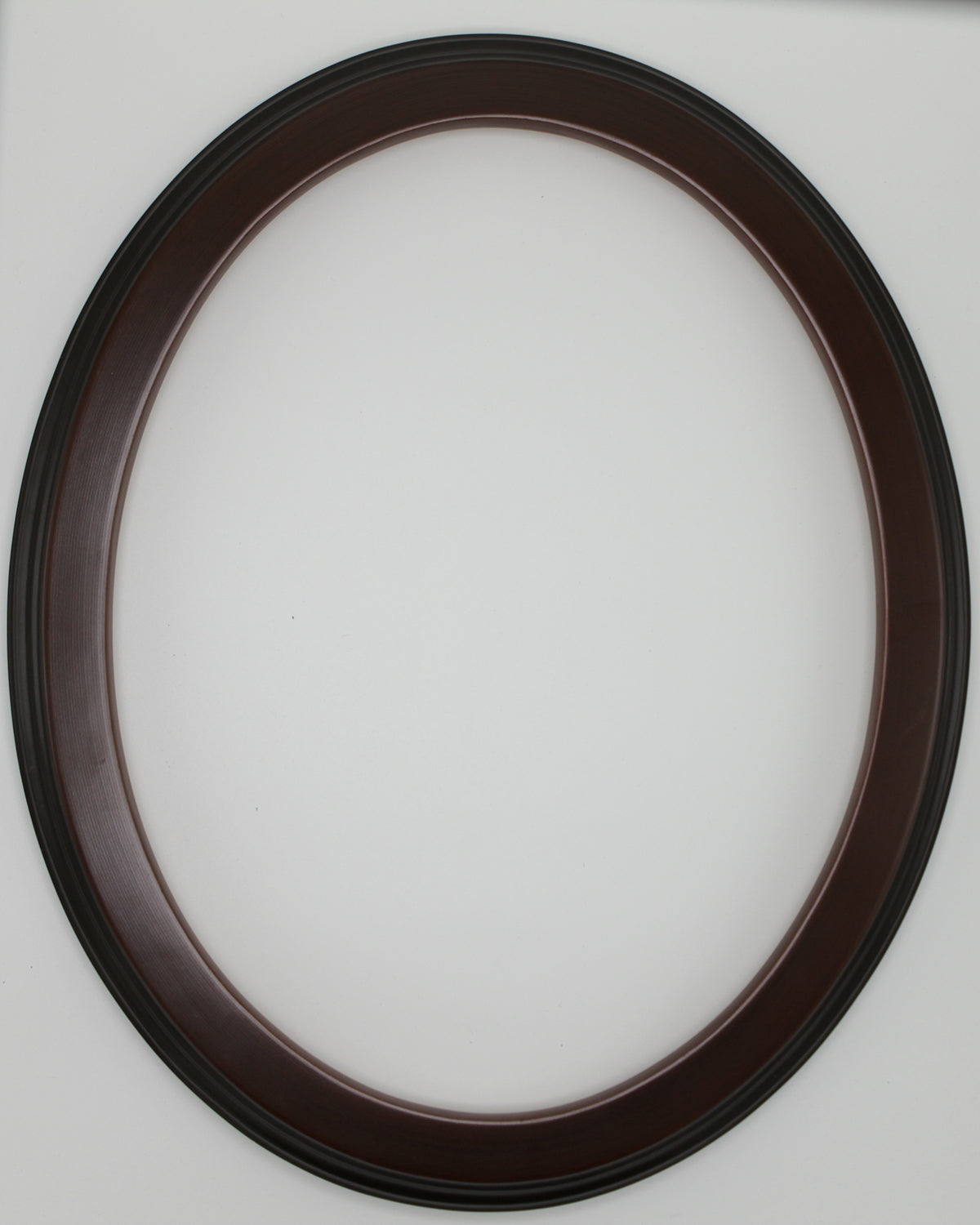 traditional black cherry solid wood oval frames frames for portraits