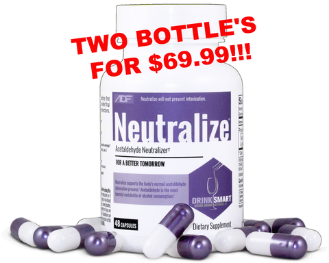 Two Bottle Special - Neutralize 48 Count