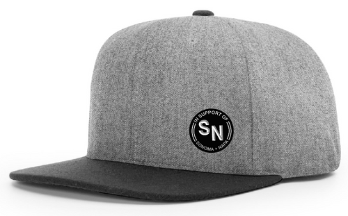 Melton Wool Strapback with