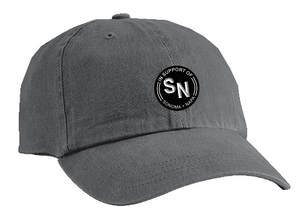 "Pigment Dyed ""Dad Cap"" with ""SN"" Patch"