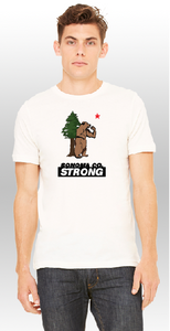 "Bella + Canvas Unisex ""Sonoma Strong"" T-Shirt"