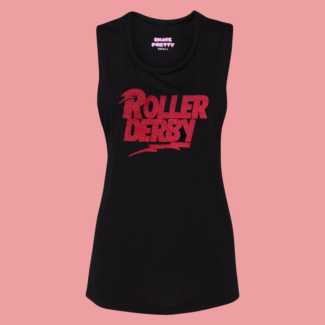 Rebel Rebel Muscle Tank