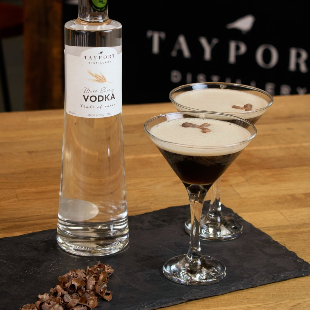 Vodka Espresso Martini | Tayport Distillery