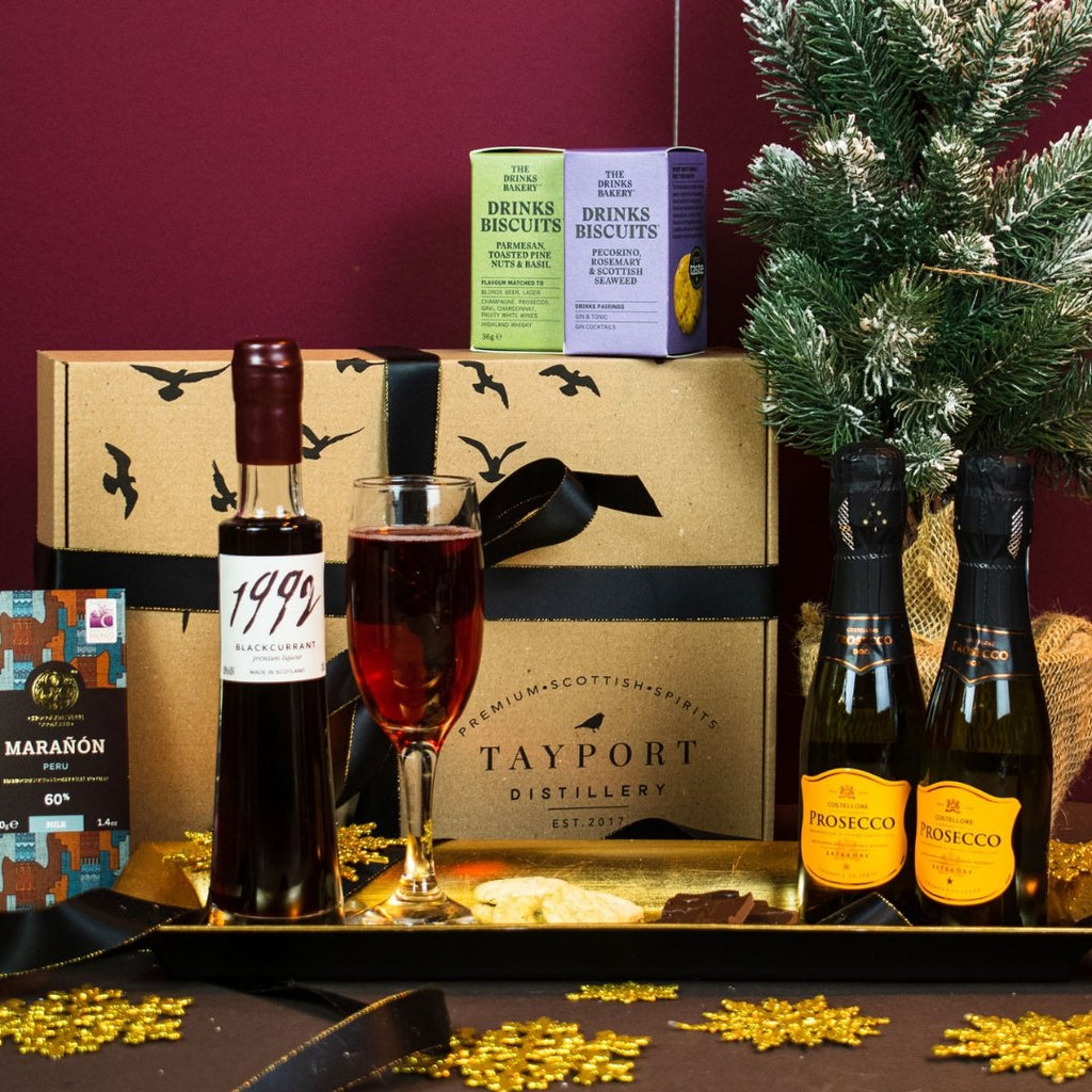 Kir Royale Gift Set - Taypo - Christmas Gifts for Herrt Distillery
