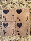 Personalized Coasters Set