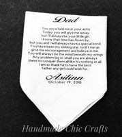 Mom & Dad Handkerchiefs Set