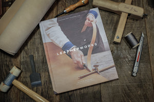 Leatherworks, a must have reference book for leather craft.