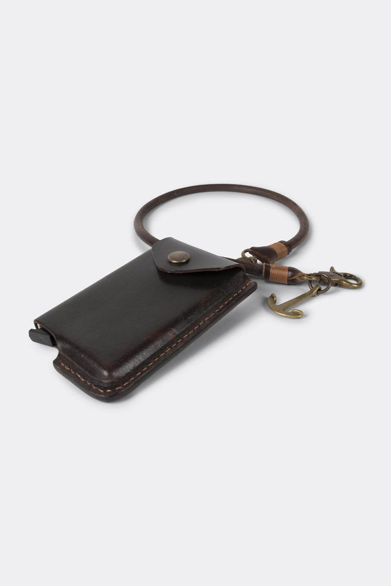The Rider card wallet, RFID safe with aluminum insert for 6 cards*.