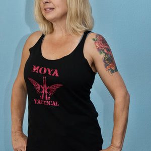Womens Concealed Carry Tank - Moya Tactical Concealed Carry T Shirts