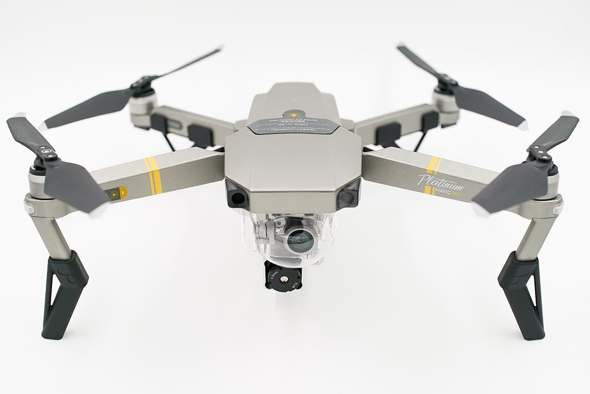 Mavic Pro with FLIR 320x256 Resolution Upgrade