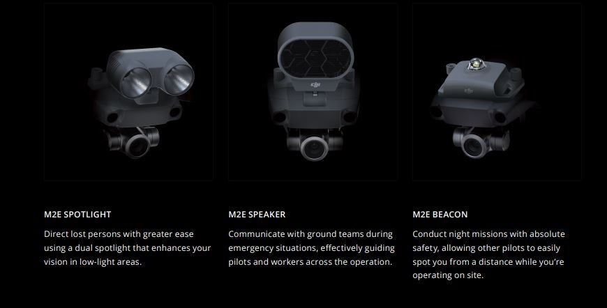 Connect Additional Devices to your Mavic 2 Enterprise Dual