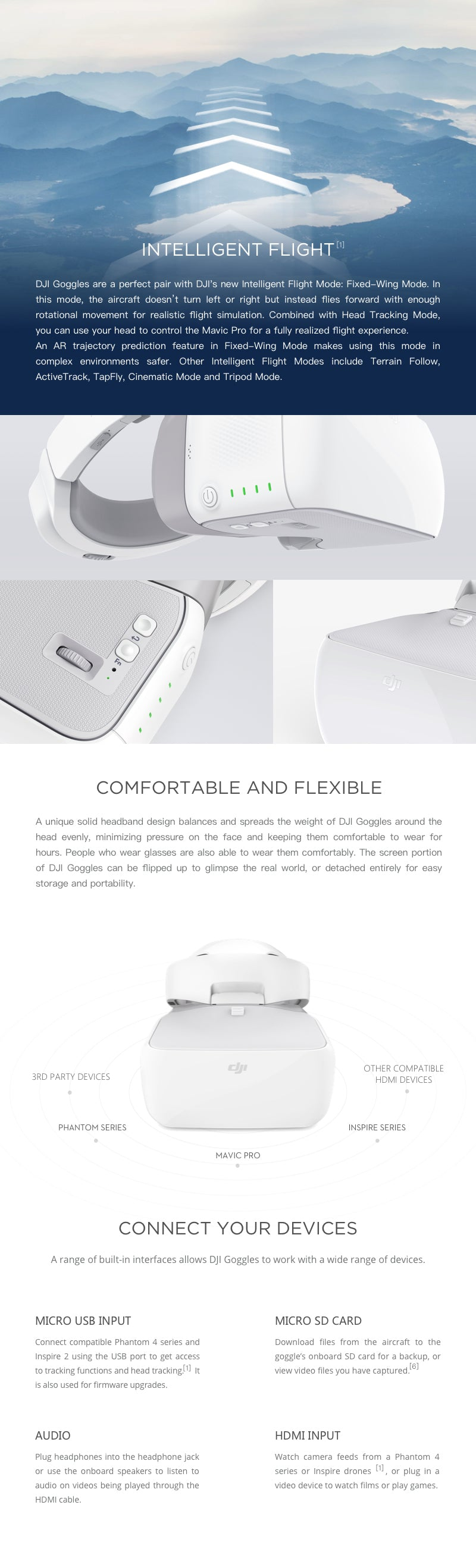 DJI Goggles Description 3