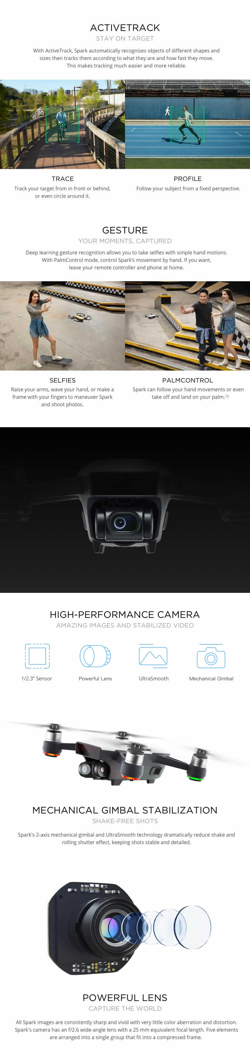 DJI Spark Description 2