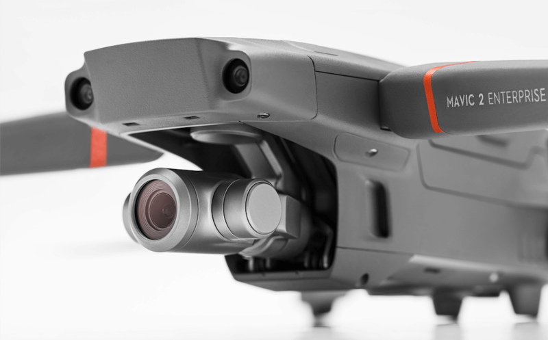 Closeup of Mavic 2 Enterprise Zoom