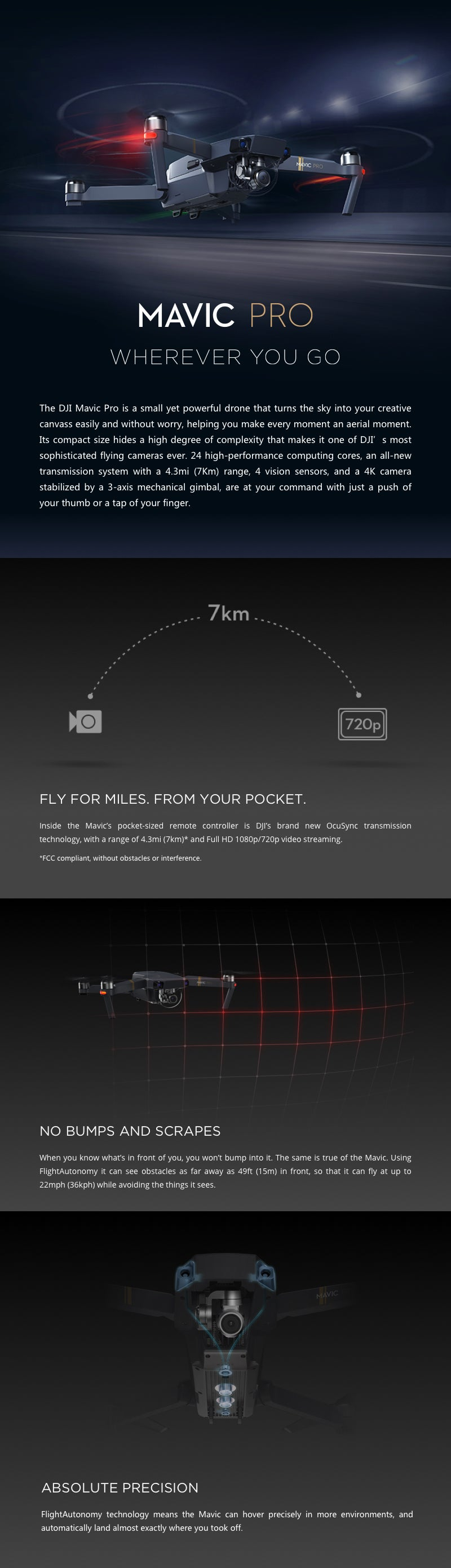DJI Mavic Pro Description 1