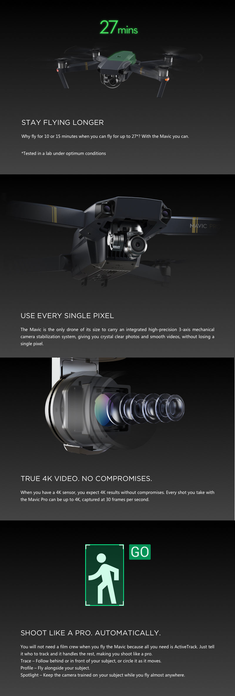 DJI Mavic Pro Description 2