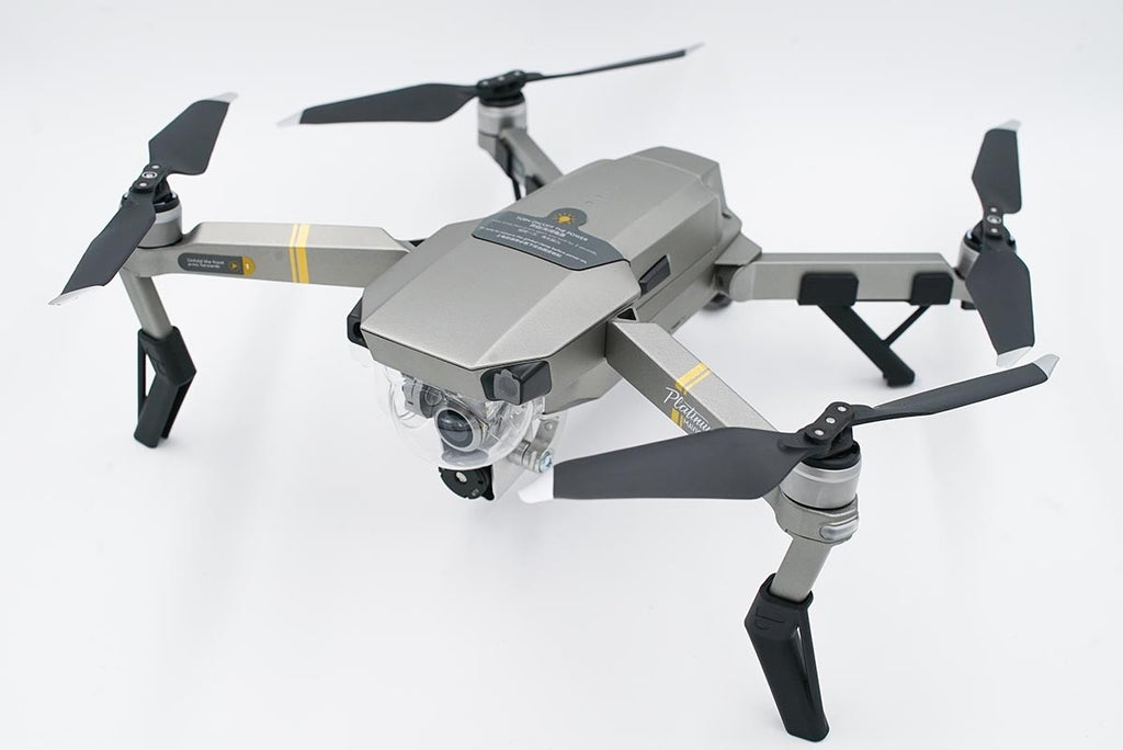 DJI™ Mavic Pro Platinum Ready to Fly Boson FLIR 320 Thermal Package (As Low As $141.93/Month*)