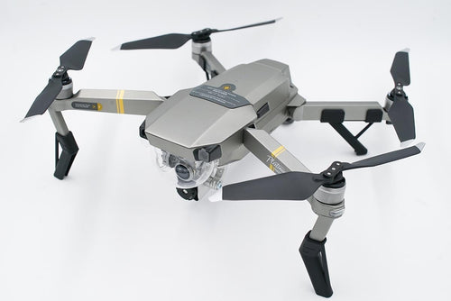 DJI Mavic Pro Platinum Ready to Fly Boson FLIR 320 Thermal Package