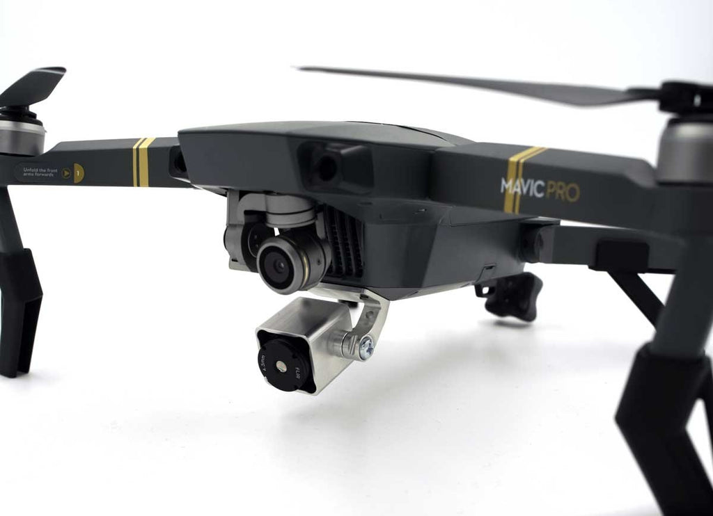 DJI™ Mavic Pro Ready to Fly Boson FLIR 320 Thermal Package (As Low As $138.70/Month*)