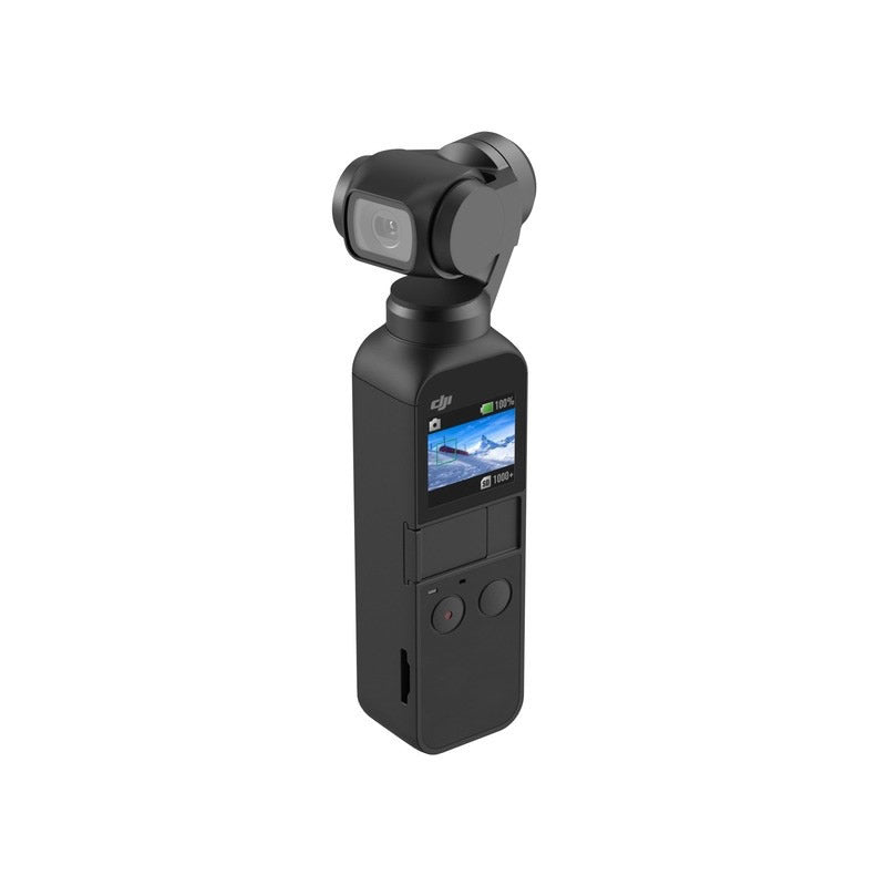 DJI™ Osmo Pocket - 4K / 60FPS Handheld 3-Axis Camera (As Low As $11.26/Month*)