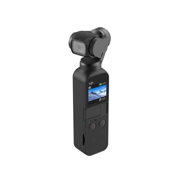 DJI™ Osmo Pocket - 4K / 60FPS Handheld 3-Axis Camera (As Low As $12.88/Month*)