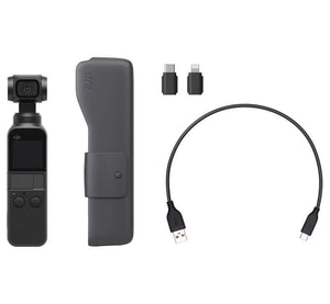 DJI Osmo Pocket - 4K / 60FPS Handheld 3-Axis Camera