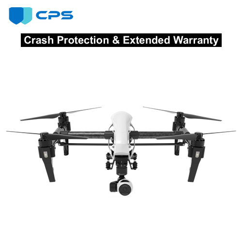 Refurbished DJI™ Inspire 1 Crash Protection Plan (As Low As $8.04/Month*)