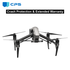 DJI Inspire 2 Crash Protection Plan
