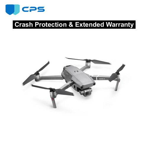 DJI™ Mavic 2 Pro Crash Protection Plan (As Low As $11.26/Month*)