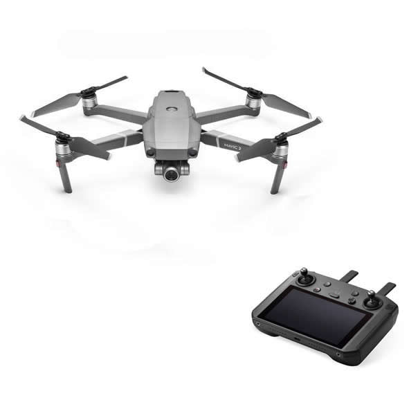 DJI Mavic 2 Zoom with DJI Smart Controller