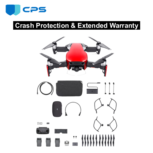 DJI™ Mavic Air Fly More Combo Crash Protection Plan (As Low As $5.78/Month*)