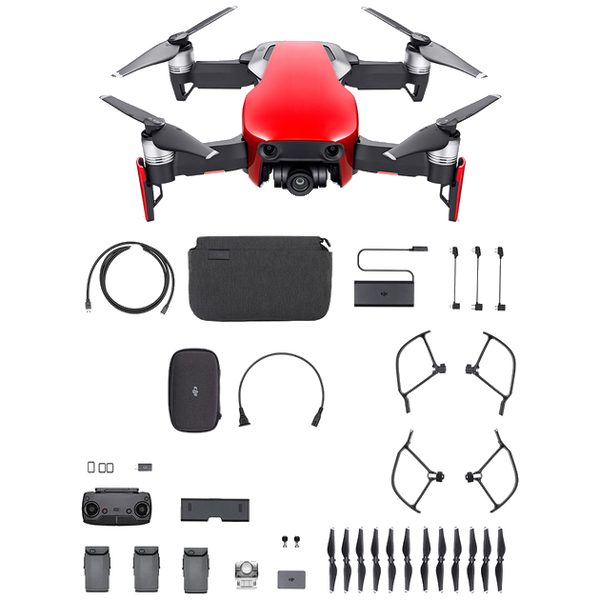 DJI™ Mavic Air Fly More Combo - 3 Color Options (As Low As $37.07/Month*)
