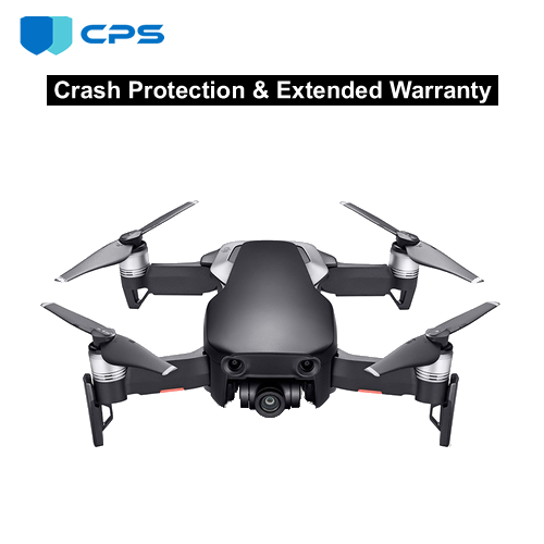 Refurbished DJI™ Mavic Air Crash Protection Plan (As Low As $4.49/Month*)